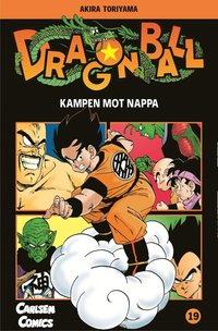 Dragon Ball 19 : kampen mot Nappa
