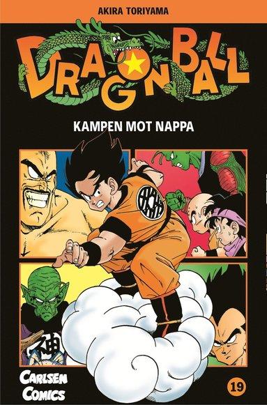 bokomslag Kampen mot Nappa (Dragonball 19)