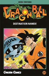 Dragon Ball 21 : destination Namek!