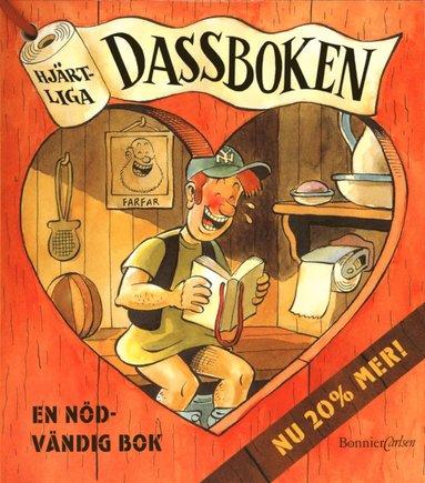 bokomslag Hjärtliga Dassboken