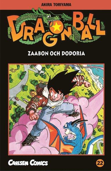 bokomslag Dragon Ball 22 : Zaabon och Dodoria