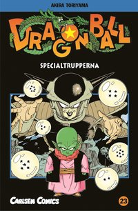 bokomslag Dragon Ball 23 : specialtrupperna
