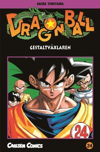 Dragon Ball 24 : gestaltväxlaren