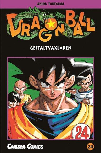 bokomslag Dragon Ball 24 : gestaltväxlaren