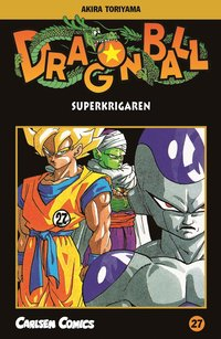 Dragon Ball 27 : superkrigaren