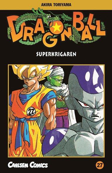 bokomslag Superkrigaren (Dragonball 27)