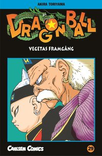 Dragon Ball 29 : Vegetas framgång
