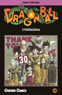 Dragon Ball 30 : Cyborgerna