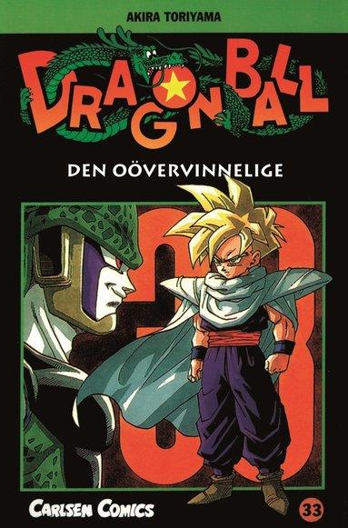 bokomslag Den oövervinnelige (Dragonball 33)