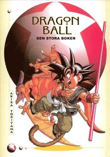 bokomslag Dragon Ball : den stora boken