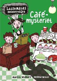 bokomslag Cafémysteriet