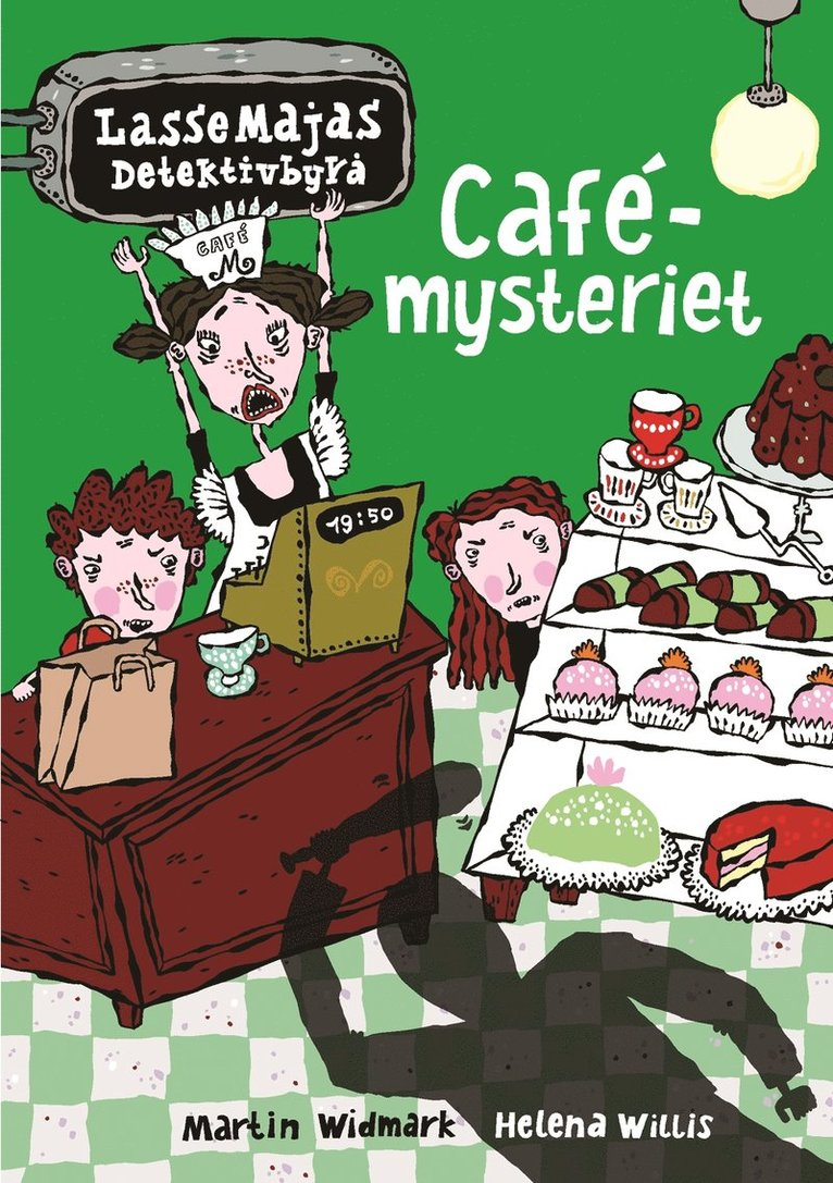 Cafémysteriet 1