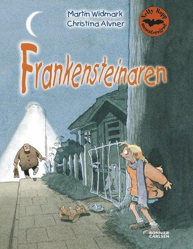 bokomslag Frankensteinaren
