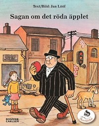 bokomslag Sagan om det röda äpplet