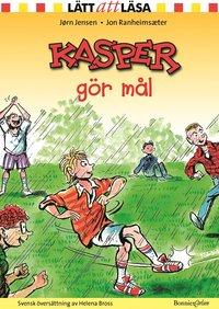 bokomslag Kasper gör mål