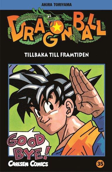 bokomslag Tillbaka till framtiden (Dragonball 35)