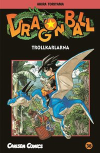 Dragon Ball 38 : trollkarlarna