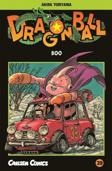 bokomslag Boo (Dragonball 39)