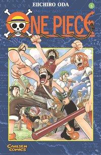 One Piece 05 : Vem ska besegras?