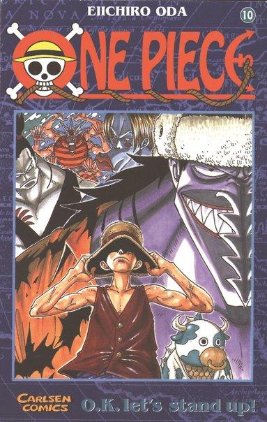 bokomslag One Piece 10 : Karate under vattnet