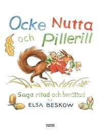 bokomslag Ocke, Nutta och Pillerill