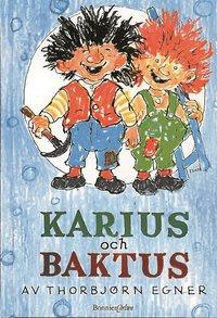 bokomslag Karius och Baktus