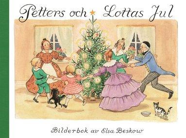 bokomslag Petters och Lottas jul