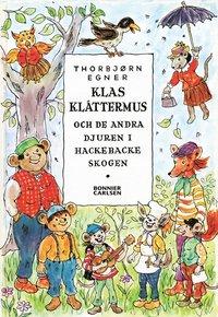 bokomslag Klas Klättermus