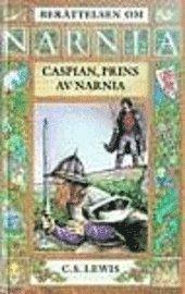 bokomslag 4:Caspian, prins av Narnia