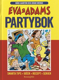 bokomslag Eva & Adams partybok