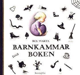 bokomslag Den svarta barnkammarboken