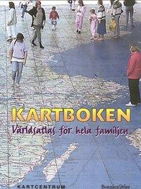 bokomslag Kartboken för hela familjen