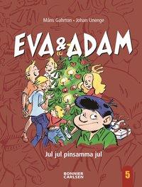 bokomslag Eva & Adam. Jul jul pinsamma jul