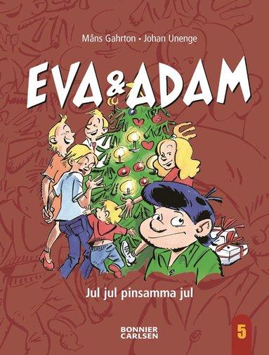 bokomslag Jul jul pinsamma jul