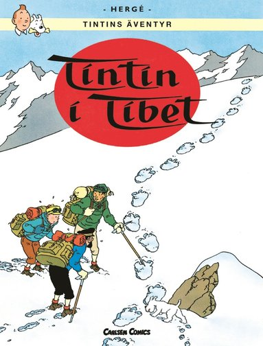bokomslag Tintin i Tibet