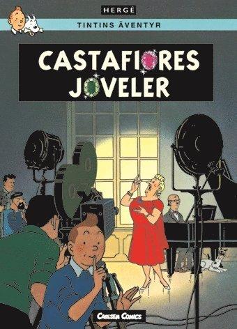 bokomslag Tintin 21: Castafiores Juveler