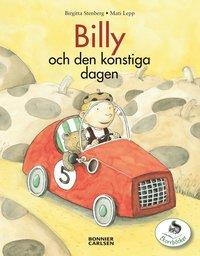 bokomslag Billy och den konstiga dagen