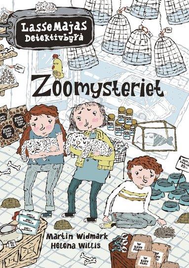 bokomslag Zoomysteriet