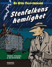 bokomslag Stenfalkens hemlighet : ett fall för Sten Falk