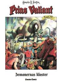 bokomslag Prins Valiant. Bd 29, Demonernas kloster