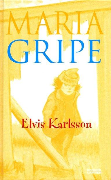 bokomslag Elvis Karlsson