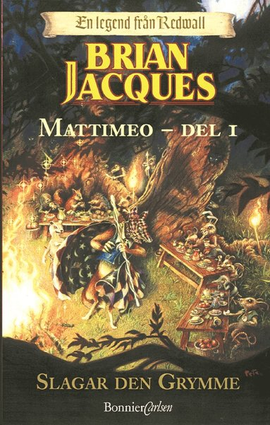 bokomslag Mattimeo D. 1, Slagar den grymme