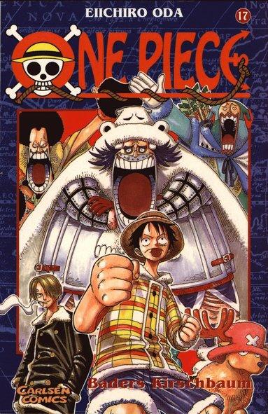 bokomslag One Piece 17 : Kampen i snön