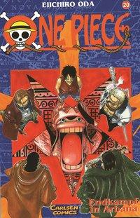 bokomslag One Piece 20 : Den avgörande striden