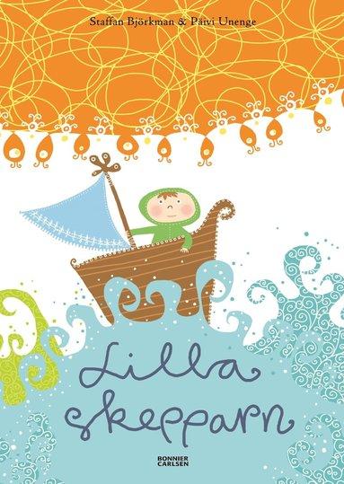 bokomslag Lilla skepparn