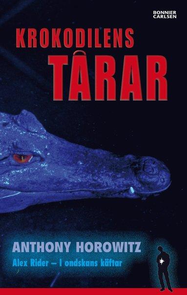 bokomslag Krokodilens tårar