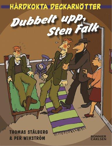 bokomslag Dubbelt upp, Sten Falk