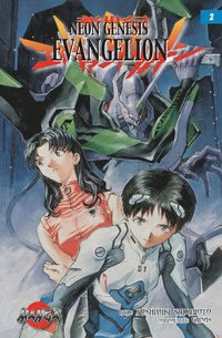 bokomslag Neon Genesis Evangelion 02 : Pojken och kniven