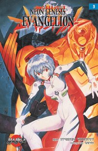 bokomslag Neon Genesis Evangelion 03 : Ett vitt ärr