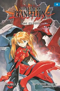 bokomslag Neon Genesis Evangelion 04 : Azuka Anländer